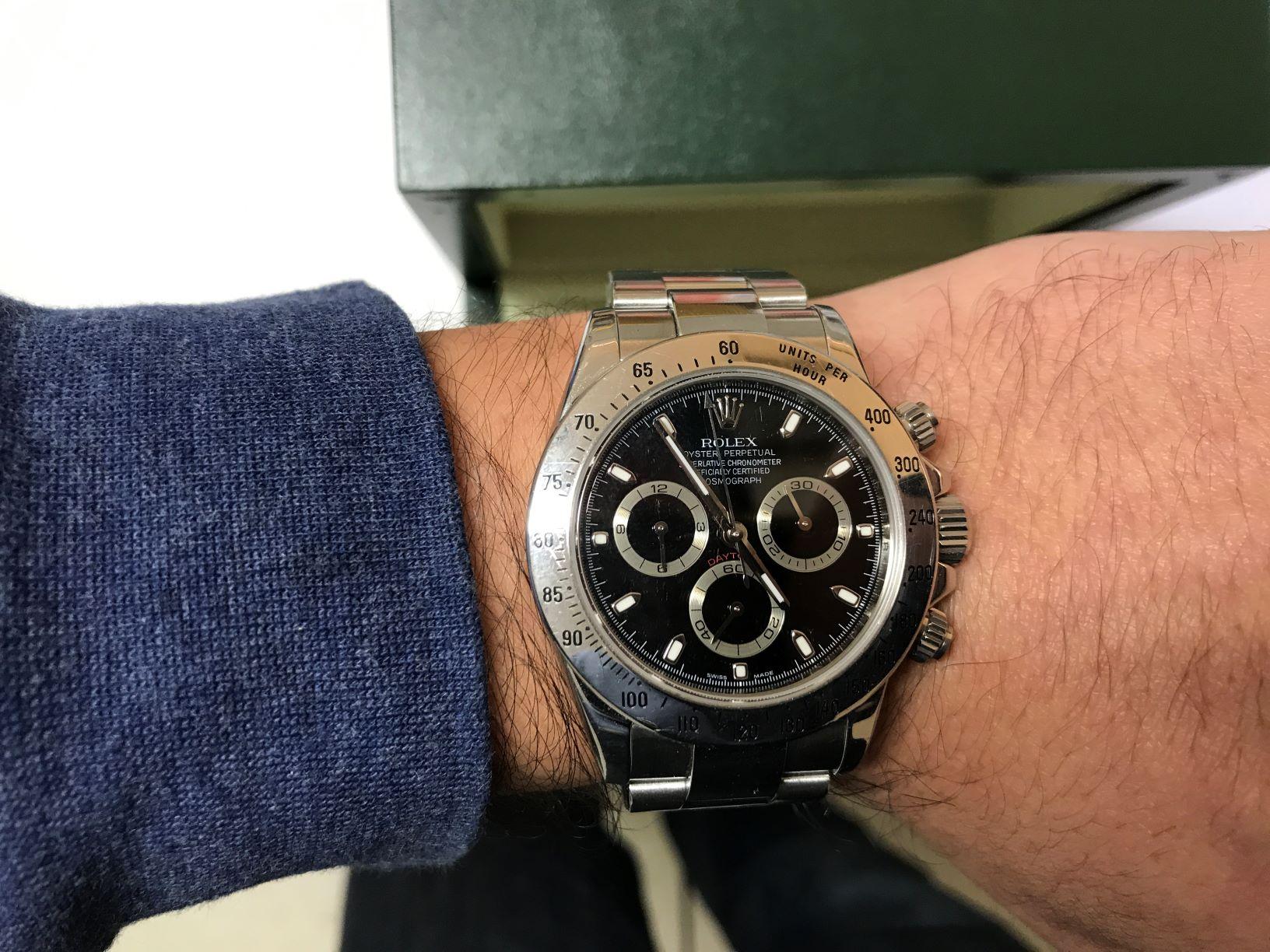 8be9a722b3dc En el negocio de los relojes de lujo de segunda mano existe el miedo de  comprar una falsificación en lugar del original. Una de las ventajas de  optar por ...