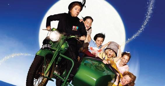 La niñera mágica y el Big Bang - película: Ver online