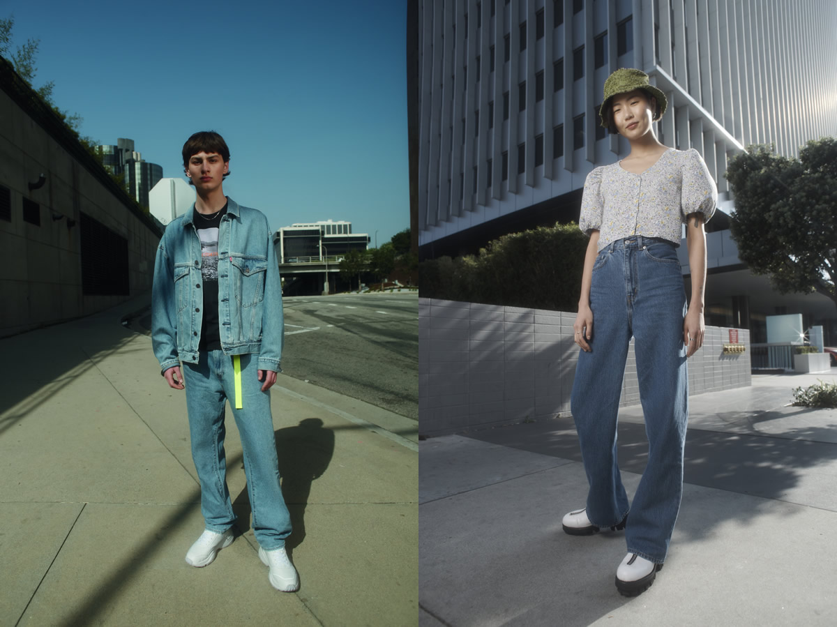 LEVI'S HIGH LOOSE Y STAY LOOSE - Style by ShockVisual