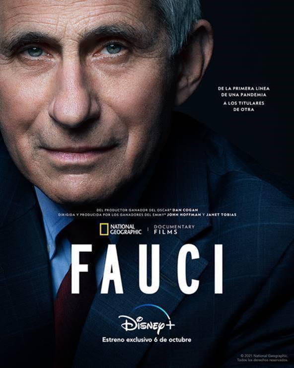 FAUCI , un largometraje documental de National Geographic Documentary Films  - Style by ShockVisual